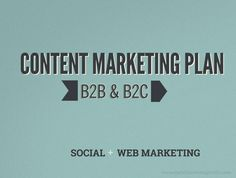 Encourage B2B Sales Through Effective Content Marketing