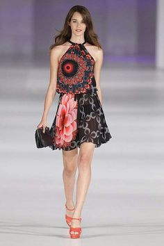 #Desigual #style #fashion #moda #clothes #ropa #Dress