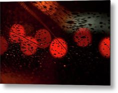 Night lights by Svetlana Iso.     Night lights of urban traffic seen through the windshield in rainy weather. Urban abstract, night city life and cars  #SvetlanaIso #SvetlanaIsoFineArtPhotography #Photography #ArtForHome #InteriorDesign #FineArtPrints #Night #Abstract #City #Home #Love