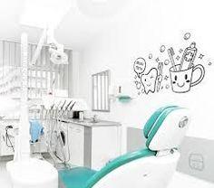 Resultado de imagen para vinilos decorativos para consultorio dental