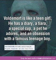 44 Ideas memes funny harry potter voldemort for 2019 Hery Potter, Fans D'harry Potter, Harry Potter Puns, Harry Potter Sayings, Potter Facts, Harry Potter Hogwarts, Fb Fail, The Best, Harry Potter Fandom