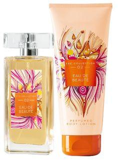 Set Eau De Parfum + Loción Corporal The Collection Eau De Beauté  29,60€ Eau de Parfum + Loción corporal Una fragancia radiante, llena de vida y carácter. La dulce flor del naranjo, el jazmín y el ámbar destilan encanto femenino y sensualidad seductora.