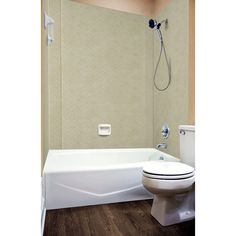 One Piece Pre Fab Showers One Piece Tub And Shower