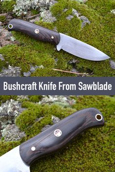 Every camping, hiking, bushcraft, or outdoors trip requires a good Outdoors knife.