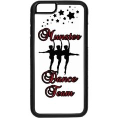 Dance Team Phone Case | This phone case can be customized with your team name