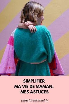Lifestyle Blog, Sweatshirts, Quelque Chose, Sweaters, Simple, Inspiration, Preschool, Mom, Life