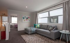 A cosy space upstairs between the kids rooms. Kids Rooms, Cosy, Space, Floor Space, Child Room, Kidsroom, Play Rooms, Kid Rooms, Baby Rooms