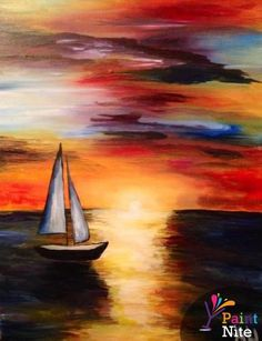 Alice Fazooli's, Winston Drive - Oakville - Paint Nite Canada Inc. Venue 02/23/2015