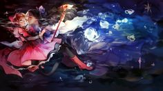 Cardcaptor Sakura: http://www.pixiv.net/member_illust.php?mode=medium&illust_id=50958695