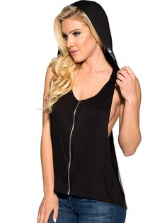 """SA """"Cleo Muse"""" Top by Sullen Clothing (Black)  36.00"""