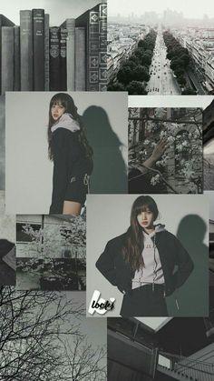 Blackpink Lisa Wallpaper, Screen Wallpaper, Wallpaper Backgrounds, Kim Jennie, Yg Entertainment, Aesthetic Iphone Wallpaper, Aesthetic Wallpapers, Blackpink Photos, Pictures