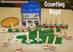 Counting Bugs!