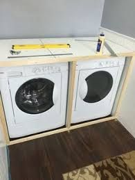 Image Result For Hide Washer Dryer In Hall Top Loading Laundry