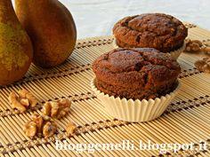 Una golosa alternativa ai muffin tradizionali con farina bianca. Lasciati trasportare dall'ottimo accostamento pera-noci per un piacere a...