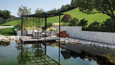Wachsende Begeisterung | Eder Gartenarchitektur Patio, Culture, Outdoor Decor, Home Decor, Garden Architecture, Horticulture, Terrace, Interior Design, Home Interior Design
