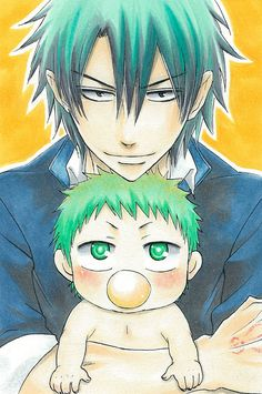 Baby Bel, Oga Tatsumi