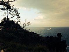 Jeju, beautiful island.