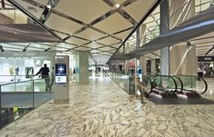 John Wardle Architects, Wonderwall and Westfield's collaborate on a major Sydney redevelopment.