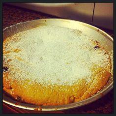Pasticciando Dolcemente: Crostata coperta ripiena di mele e nutella