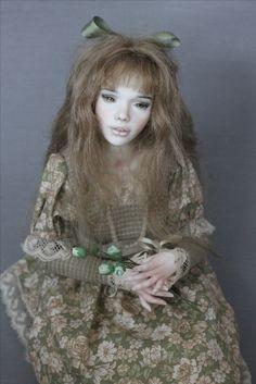 Amalia Ooak Aus Der Zawieruszynski Collection 2019 Dolls & Bears Dolls