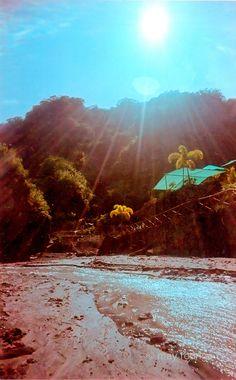 Mt. Pinatubo Puning Hot Springs and Spa -- Sitio Target, Brgy. Sapangbato, Angeles City, Pampanga, Philippines
