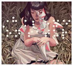 Works II by SACHIN TENG, via Behance