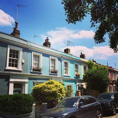 Notting Hill. London.