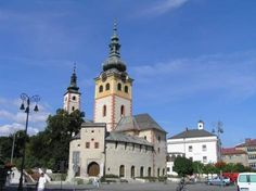 Banska Bystrica; one of the most beautiful cities I have ever visited.
