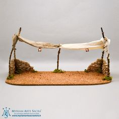 Tenda Araba Doppia per Presepe  #presepe #tenda #accessoripresepe #natale #natività http://www.myriamartesacrastore.it/accessori-presepe/3505-tenda-araba-doppia-per-presepe.html