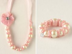 These are cute 'n easy; I remember making them a long time ago. (Fancy Nancy-ish?)