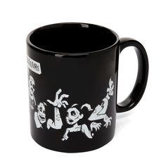 ThinkGeek :: Glow in the Dark Zombie Mug