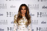 Jennifer Lopez Beaded Dress