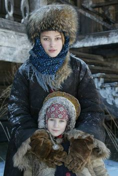 Keira the mom in the tv movie Dr Zhivago...