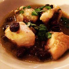 Coda di rospo - Langosteria bistrot Milano - Lov-Eat Blog www.lov-Eat.blogspot.com