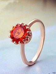 anel da liga de cristal moda feminina (mais cor... – BRL R$ 22,54