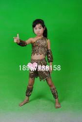Online Shop Clothes child costume leopard print leopard print clothes|Aliexpress Mobile