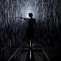 #zaishanghai #RainRoom by idoevolve
