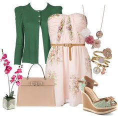 An outfit for a spring date:)