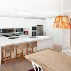 Contemporary Kitchen by Andrew Dee