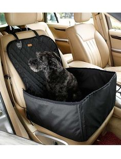 Deluxe Pet Single Car Seat Cover - FREE SHIPPING