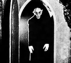 I'm a big fan of horror movies, and especially of a good vampire movie. While there are tons of cheap crap vampire movies out there, there are is also a Scary Movies, Great Movies, Nosferatu 1922, Emotional Vampire, Classic Horror Movies, Classic Monsters, Silent Film, At Least, Poster