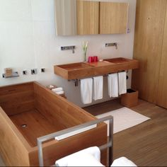 My bathroom in my room at Opposite House