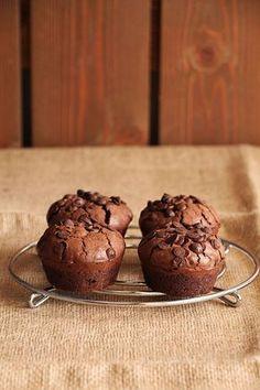 Τα πιο brownie μάφινς - The one with all the tastes