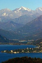 Lago Maggiore, Lombardy, Italy