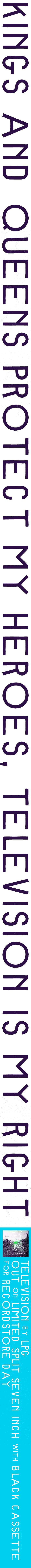 LPG - TELEVISION banner
