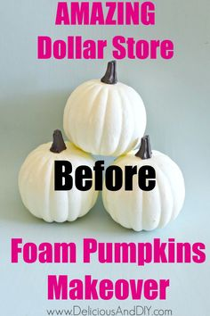 Learn how to decorate for fall on budget by using dollar store foam pumpkin and transforming it into an Anthropologie inspired colorful faux succulent pumpkin| Dollar Store Painted Foam Pumpkin Makeover| How to paint foam pumpkins for Fall #dollarstorecrafts#falldecoration #homedecor #diycrafts #anthropologiehacks