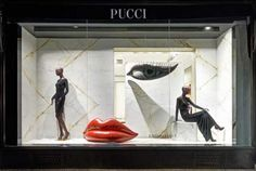 red lips, Love Pucci!