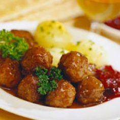 Boulettes siciliennes avec Amora®