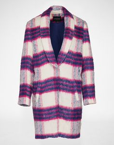 """Coat: Minkpink """"Rule Breaker"""". Click on the picture to get the product <3"""
