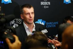 Nets sale stalls because Mikhail Prokhorov reportedly values team at $3 billion